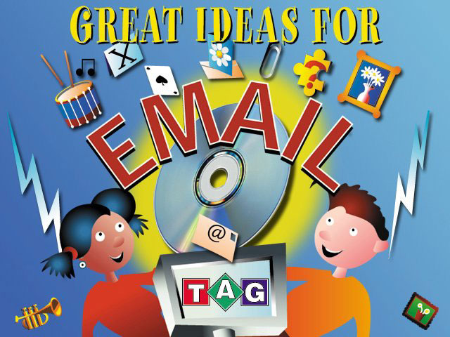 Great Ideas for Email CDROM screenshot